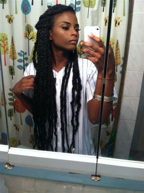 how long havana twist last 154 best twist braids images on pinterest african