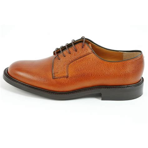 mens shoes barker mens shoes nairn lace up cedar grain from mozimo