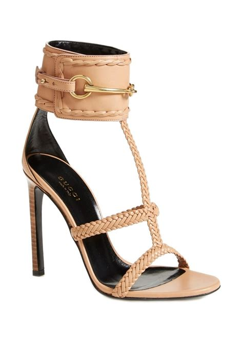 womens gucci sandals on sale gucci gucci ursula braided sandal shoes shop