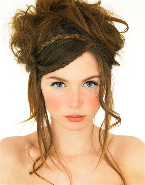 female hairstyles gallery tattoo designs stylish prom hairstyles for girls