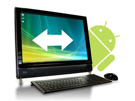 android computer how to the barrier between your android and computer