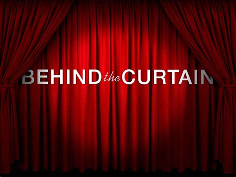 behind curtain ichabod the glory has departed am oozing love wels