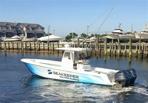 gyro boat seakeeper to offer gyros on small boats