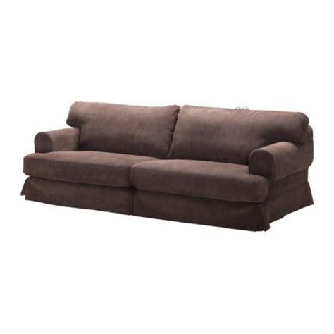 ikea couch cover ikea hovas sofa slipcover cover graddo brown gr 228 dd 246 hov 197 s