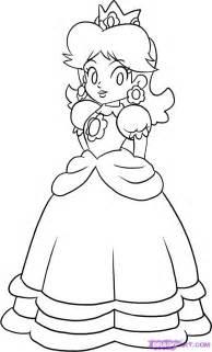 mario coloring pages princess mario and coloring pages az coloring pages