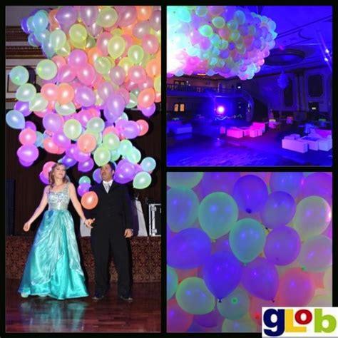 como decorar unos 15 años lluvia de globos neon xv a 241 os globos arreglos