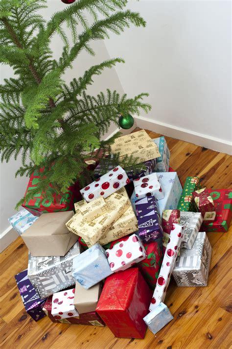 collection after christmas christmas tree real christmas