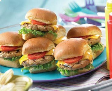 Roti Burger Mini berbagai cara membuat roti burger mini yang enak toko