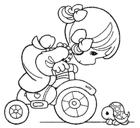 precious moments coloring pages learn to coloring