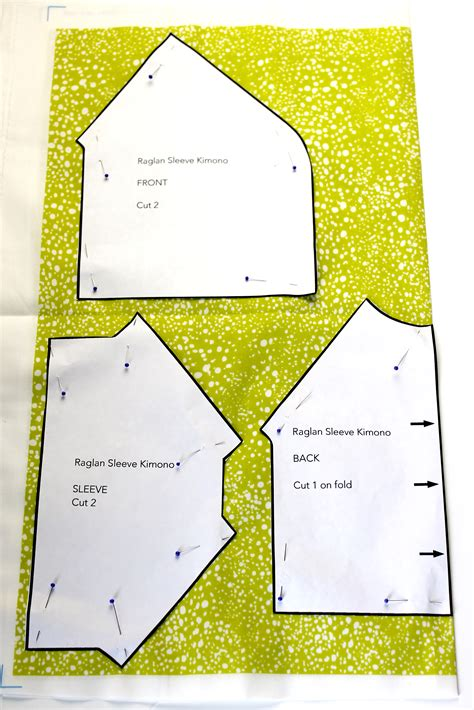 pattern making kimono sleeve how to sew an easy baby kimono spoonflower blog