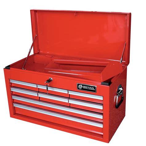 8 Drawer Tool Box britool expert 8 drawer roller tool box mobile unit