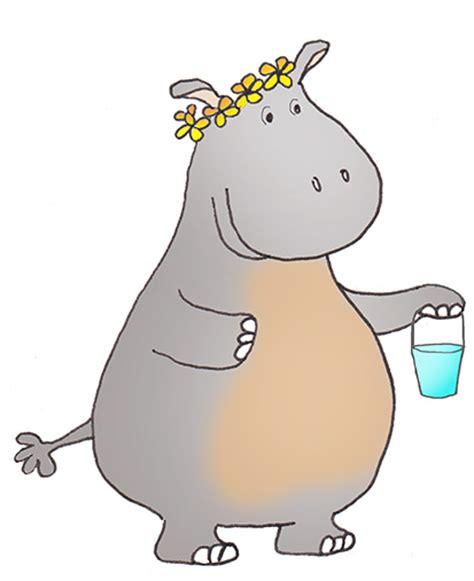 Hippo Clipart