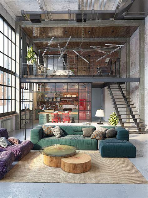 stile e arredo arredamento stile industriale per loft 30 idee dal design
