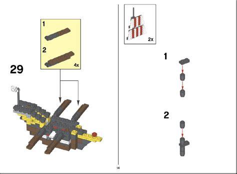 theme park generator lego amusement park instructions 5525 creator