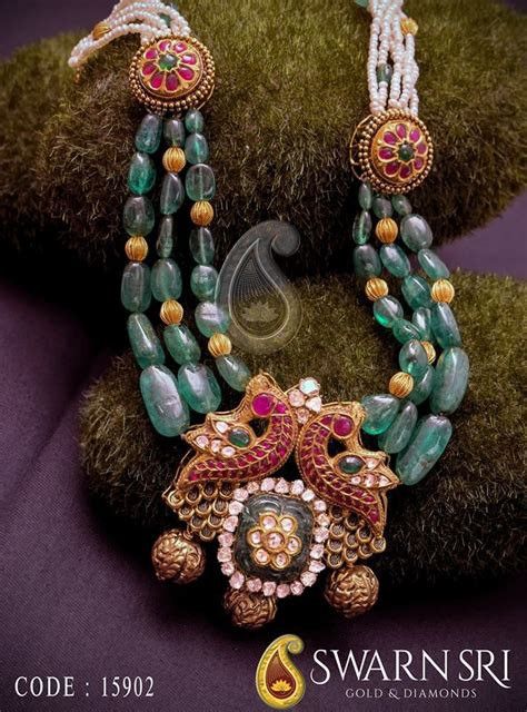 cute indian gold jewellery ideas  pinterest indian necklace indian jewelry traditional