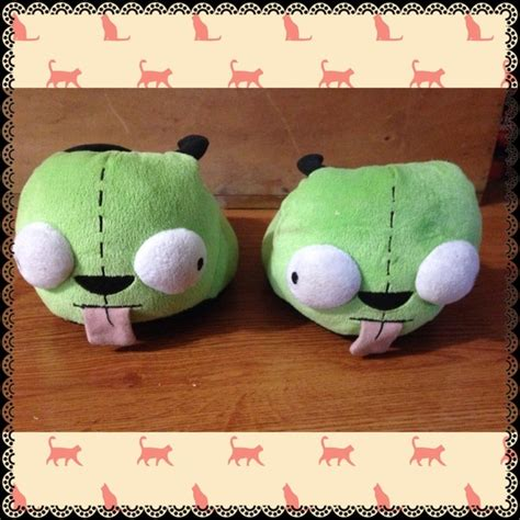 gir slippers 68 topic shoes invader zim gir slippers from