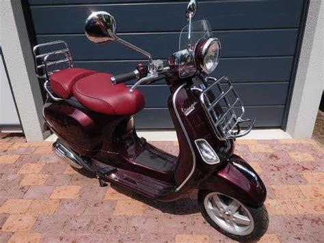Roller Gebraucht Kaufen Herne by Vespa Vie Della Moda 125 Lxv I E In Farbe Chianti 29km In