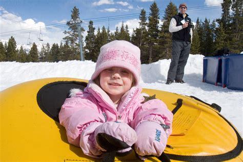 sledding colorado snow tubing sledding colorado