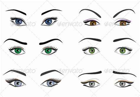 eye template image gallery eye templates