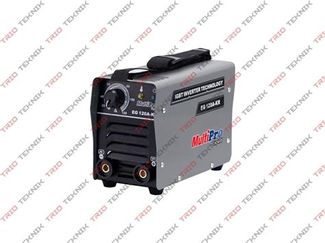 Las Multipro jual travo las mesin las listrik multipro eg 120a kr