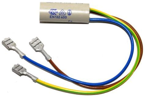 mains capacitor filter mains filter capacitor radio suppressor tdspares