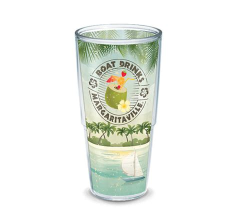 boat drinks images margaritaville boat drinks palm wrap tervis official store