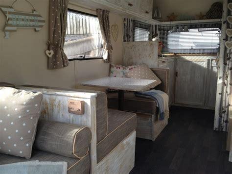 wohnwagen einrichtungsideen caravane d 233 co pour un style vintage et printanier