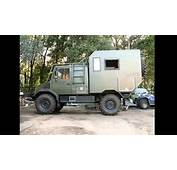 Unimog Camper  YouTube
