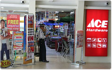ace hardware hartono mall greenhills shopping center