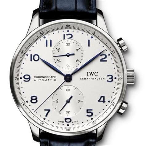 wedding watches iwc portuguese chronograph wedding watches askmen