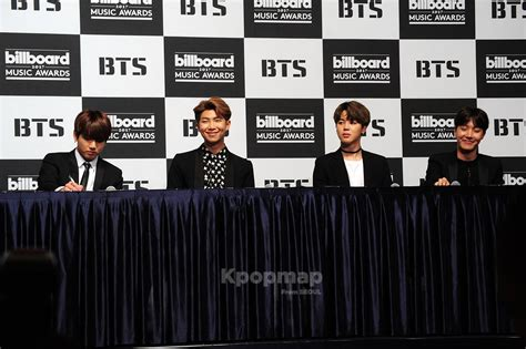 bts news best scenes from bts s bbmas 2017 press conference kpopmap