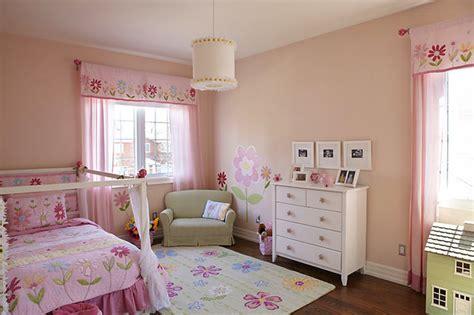 daisy theme bedroom modern kids toronto by k west