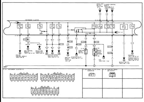mazda tribute radio wiring diagram