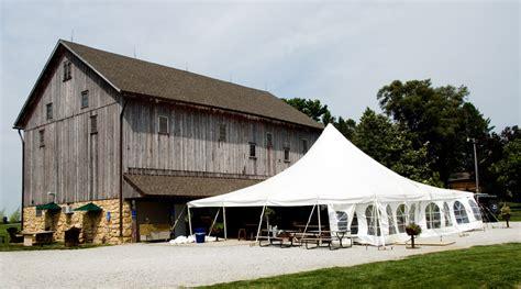outdoor wedding venues in iowa outdoor wedding at sutliff cider company in lisbon iowa