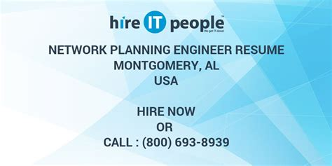 sr network engineer resume profile hire it we get it done mobile backhaul reference
