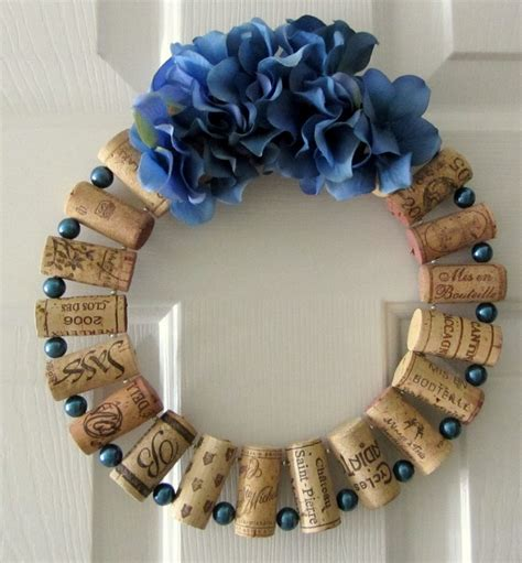 wine cork wreath wine cork crafts corks wine and cork wreath