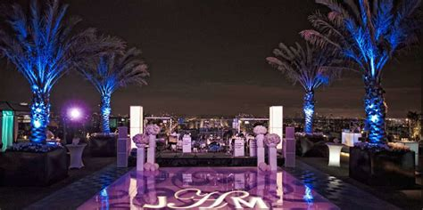 rooftop weddings in los angeles ca the west weddings get prices for los