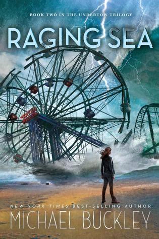 raging sea undertow