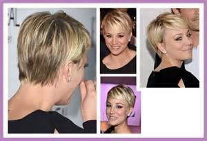 why did kaley cuoco cut hair in a pixie cut 17 best images about pixie haircut on pinterest 2015