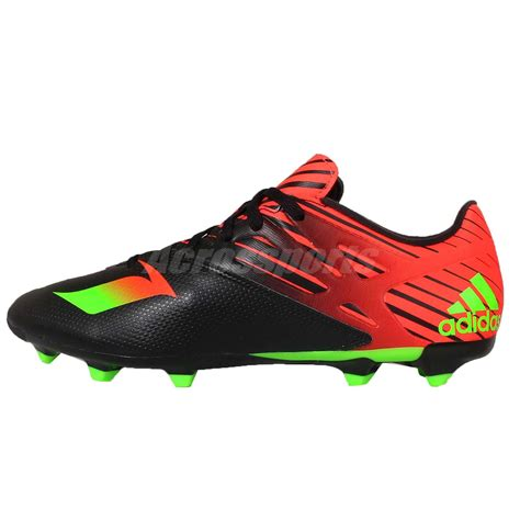 adidas football shoes messi adidas messi 15 3 soccer lionel messi black mens