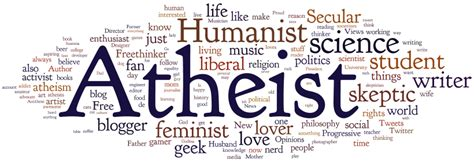 i am a why i am an atheist in 200 words or less