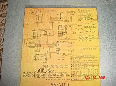 coleman mobile home furnace wiring diagram fitfathers me