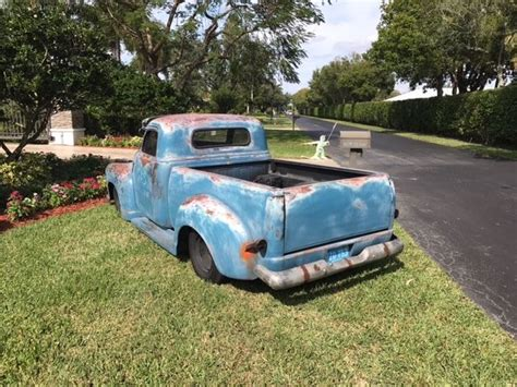 Pole Ls For Sale 1951 Chevy Rat Rod Ls Motor For Sale Chevrolet Other