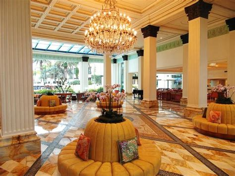 Foyers Hotel hotel foyer picture of palazzo versace