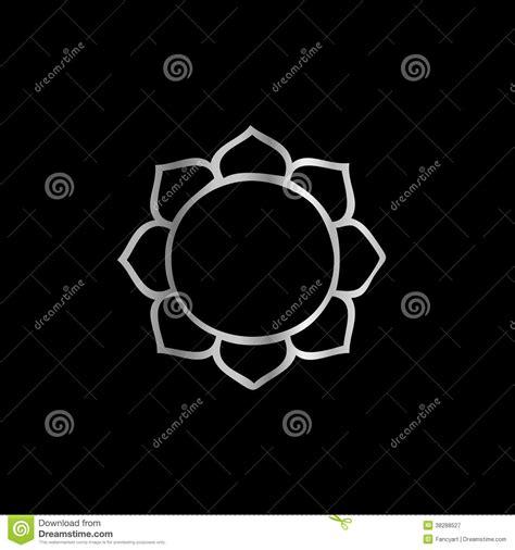 fiore simbolo di speranza simbolo fiore di lotus di buddismo fotografia stock