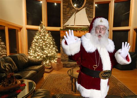 santa in my house holiday gift guide photo of santa at your house 50 off coupon mom always finds out