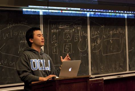 Ucla Computer Science Mba by Computer Science Student Song Zheng Shares Self Taught