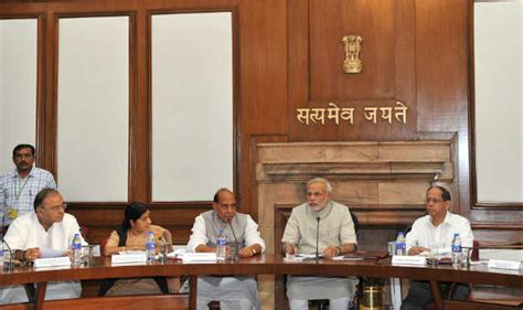 New Cabinet Of Narendra Modi by Government Okays India Uae Pact On Maritime India