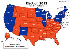 electoral map of the united states u s election