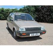 Nissan Micra 1987  South Western Vehicle Auctions Ltd